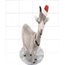 3D картинки.Коза.