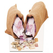 3D картинки.Мешки с деньгами.